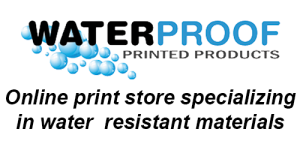 WaterproofPrintedProducts